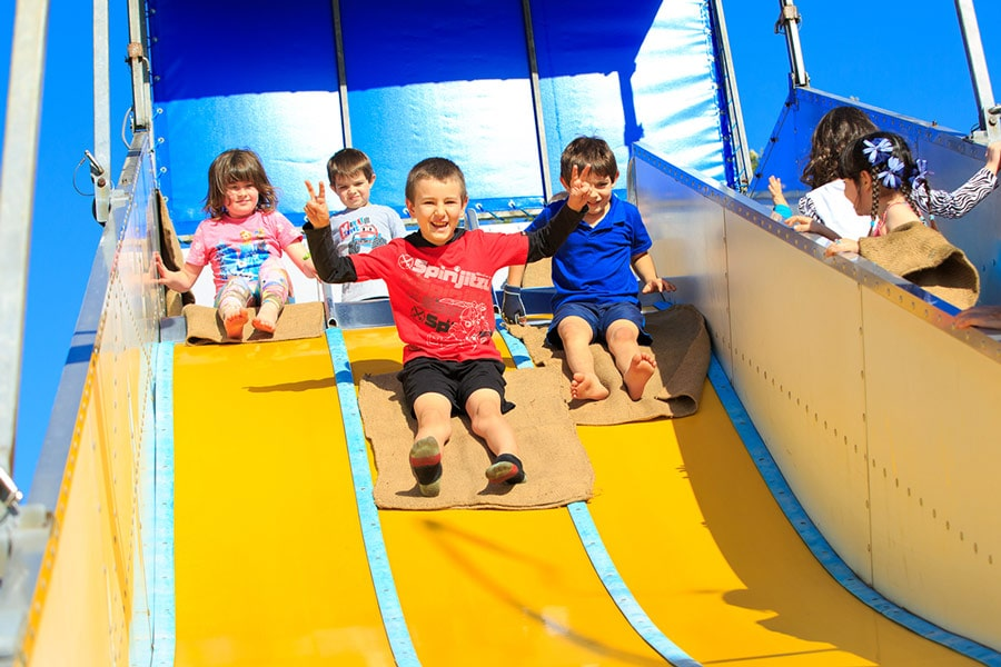 Cairns Amusement and ride hire for School Fetes, Corporate