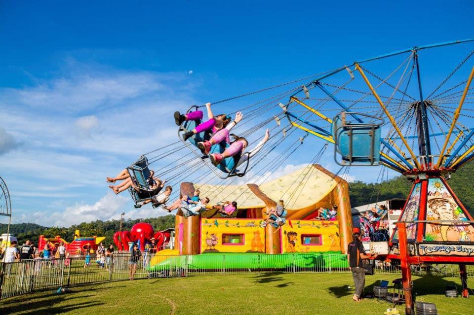 Cairns School Fete Rides for Hire